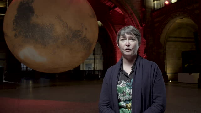 interview professor caroline smith, natural history museum, about rock samples that will be brought back to earth by the mars rover perseverance... - determination stock videos & royalty-free footage
