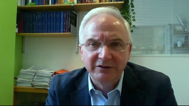 interview professor peter openshaw, virus threats advisory group, about difficulties government had balancing scientific and economic advice when... - balance stock videos & royalty-free footage