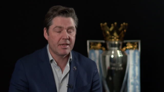 interview richard masters, chief executive premier league, about the use of video assisted referee system, var, and how it needs improving - var stock videos & royalty-free footage