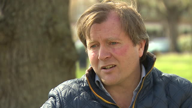 interview richard ratcliffe, about the his wife, nazanin zaghari-ratcliffe, being sentenced to a further 12 months in prison in tehran on charges of... - husband stock videos & royalty-free footage