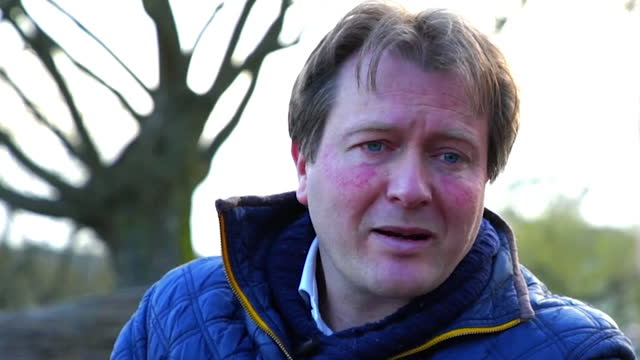 interview richard ratcliffe, husband of nazanin zaghari-ratcliffe, about the psychological trauma his wife has suffered after her prison ordeal in... - shock stock videos & royalty-free footage