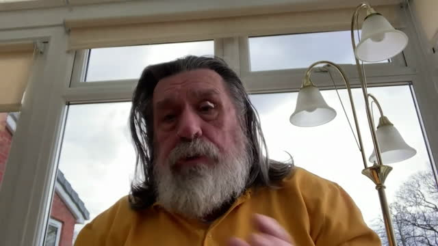 interview ricky tomlinson, actor and trade union activist, about the shrewsbury 24 jailed for picketing during the 1972 builders strike, now winning... - identity stock videos & royalty-free footage