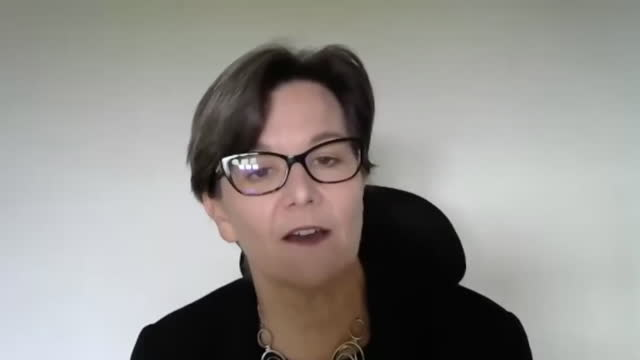 interview rosie benneyworth, care quality commission, about dnr orders placed on some people who were elderly or disabled without consent, during the... - persons with disabilities stock videos & royalty-free footage