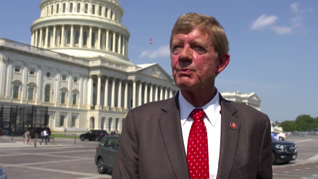 interview scott tipton republican congressman for colorado about the environmental effects of selling land for oil and gas drilling it is an... - politics stock videos & royalty-free footage