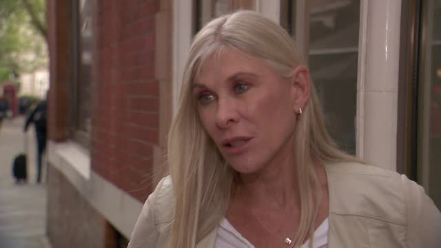 interview sharron davies former olympic swimmer about castor semenya losing her appeal i'm very pleased it's about time cas looked after the majority... - caster semenya stock videos & royalty-free footage