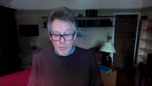 stockvideo's en b-roll-footage met interview sir dermot turing, nephew of alan turing, about how his uncle was committed to representation for women and ethnic minorities in stem... - alan turing