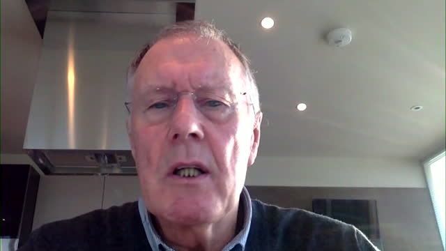 interview sir geoff hurst, 1966 world cup winner, about missing his 1966 team mates who have sadly died - mental illness stock videos & royalty-free footage