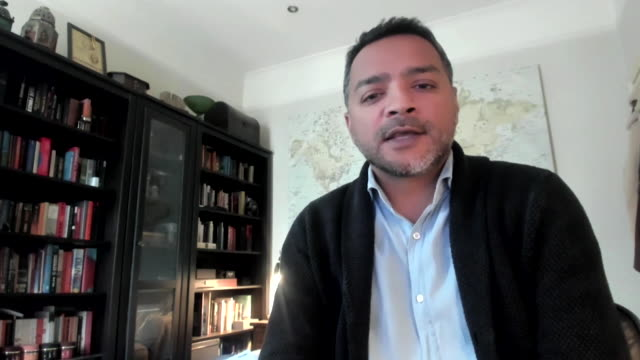 interview tasnime akunjee, lawyer for family, about shamima begum, who left the uk to join isis, being allowed back into the uk to challenge the... - citizenship stock videos & royalty-free footage