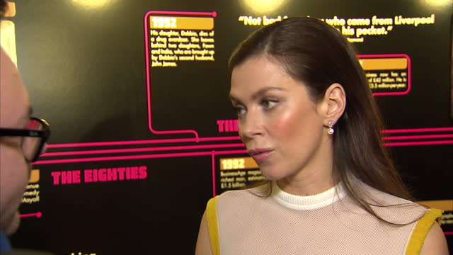Interview with actress Anna Friel on The Look of Love 'he opened the very first strip club in 1958 even to this day he owns most of Soho' on April 15...