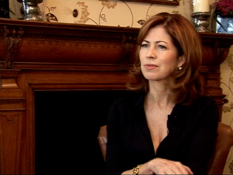 Interview with actress Dana Delany Filming the new series / the strengths of the show / being offered the role of Bree and turning it down / how the...