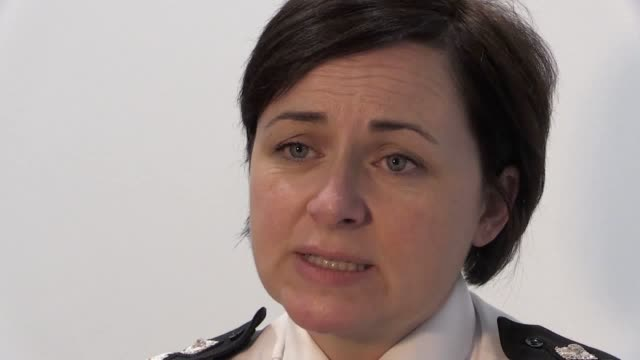 interview with assistant chief constable louisa rolfe of west midlands police after three serving police officers were found not guilty of perverting... - 無罪点の映像素材/bロール