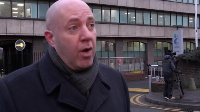 Interview with Corin Crane chief executive of the Black Country Chamber of Commerce reacting to the news that major contractor Carillion has gone...