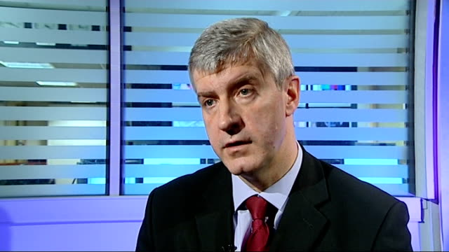 london int derek twigg mp interview sot around issue of those considering leaving we need to look at that but more say they are interested in... - mp stock-videos und b-roll-filmmaterial