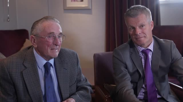 Interview with farmer Kenneth Hugill and solicitor Nick Freeman Mr Freeman raised money through crowd funding to pay Mr Hugill's legal costs after...