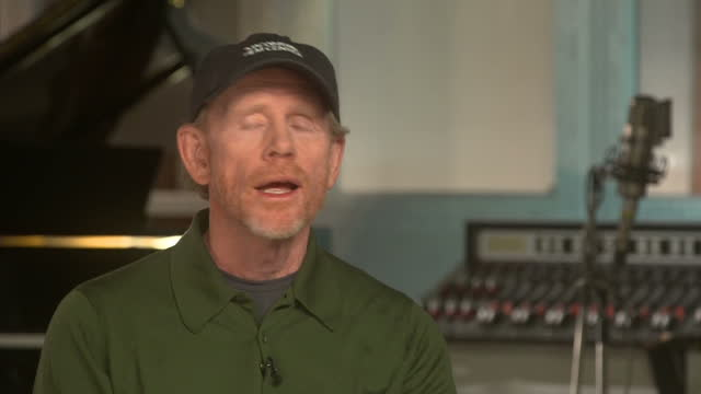 Interview with film director Ron Howard about his views on current US presidential candidates and his documentary 'The Beatles Eight Days a Week' on...