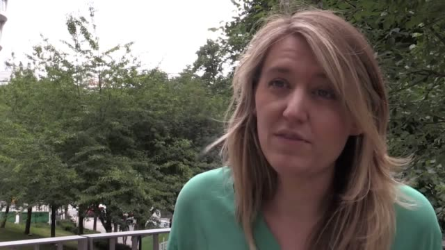 interview with georgia gould the leader of camden council who evacuated around 4000 people over concerns of fire safety in camden estates she gave an... - grounds stock videos & royalty-free footage