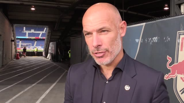Interview with Howard Webb the former Premier League referee who took a new role in the United States to help with the game's development of video...