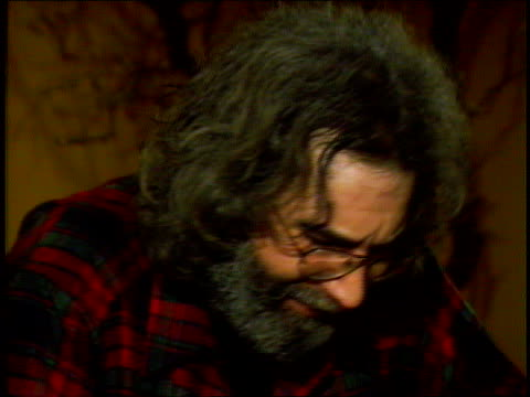 UNS: 9th August 1995 - 25 Years Since Death Of Musician Jerry Garcia