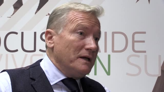 stockvideo's en b-roll-footage met interview with league managers' association chief executive richard bevan, focusing largely on manager nationality in english football and the... - english football association