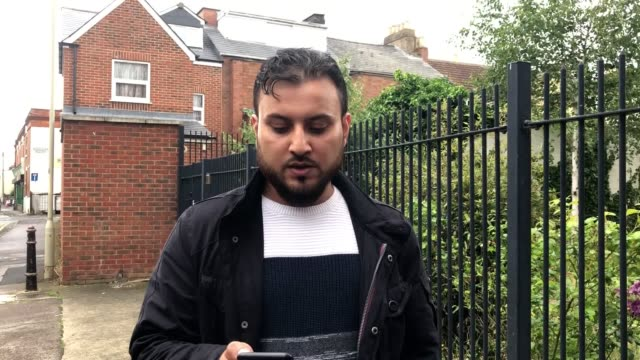 Interview with local resident Ismail Ali who attends the Masjid e Umar mosque in Gloucester talks about the suspension of Imam Abdullah Patel who was...