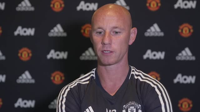 Interview with Nicky Butt Head of Manchester United's Academy following a report which showed United's academy graduates past and present played most...