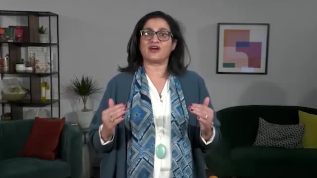 interview with nina bhatia, executive director of strategy and commercial development at john lewis on how the department store chain has coped... - executive director stock videos & royalty-free footage