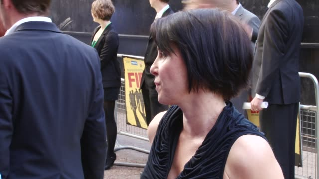 Interview with Sadie Frost Fire in Babylon European Premiere on May 09 2011 in London England