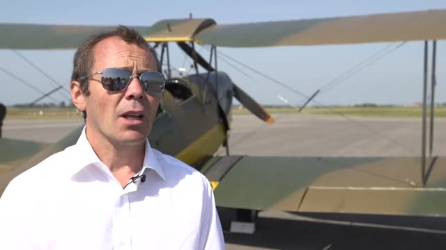 Interview with Sam Rutherford director of Vintage Air Rally who pays tribute to the heroism of Operation Dynamo by flying a group of vintage...