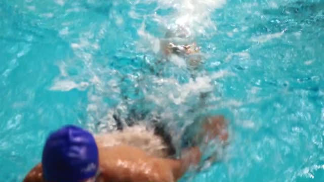 interview with seventeenyearold ercan temur 60 percent blind from birth is a promising young swimmer temur returned with a medal from each... - 16 17 years stock videos & royalty-free footage