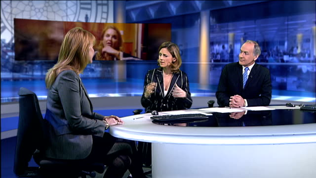 Interview with the Duchess of York on her new TV show ENGLAND London GIR INT Sarah Ferguson LIVE STUDIO interview SOT