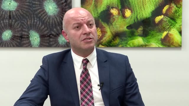 Interview with Turan Oner a lawyer for Bellway company on November 30 2017 in Istanbul Turkey Prosecutors in the Turkish capital have launched an...