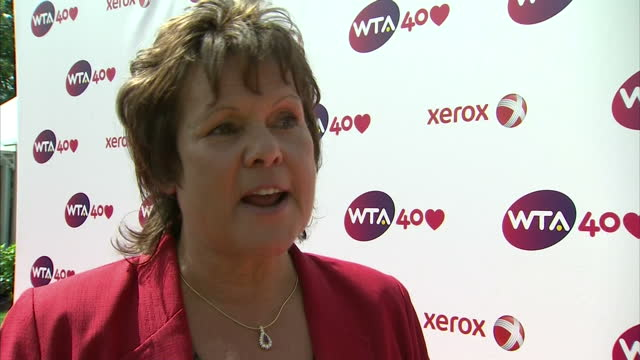 Interview with Yvonne Goolagong about the history of the Women's Tennis Association 'when you think about it the players before me were earning far...