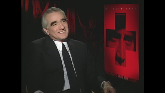 no way in this day in age you could make a movie about a 12 year old prostitute. martin scorese: that's what i'm beginning to realise and that's what... - martin scorsese stock videos & royalty-free footage