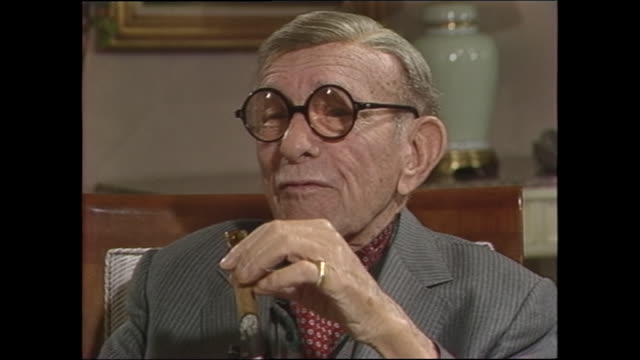 when you look back at your life and remember what life was like for you at 18 do you really wish that you were 18 again george burns no when i was 18... - youth unemployment stock videos & royalty-free footage