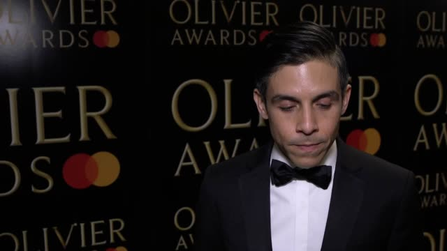 Interviews with Matthew Lopez who won the Olivier Award for best new play for his ambitious twopart work The Inheritance and Kyle Soller who won the...