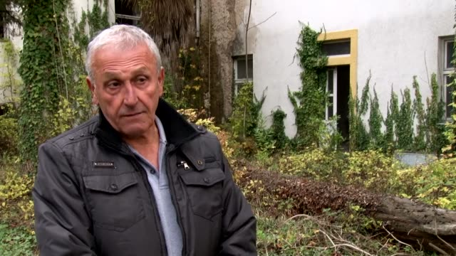 interviews with mustafa dizdar who was held in camps in stolac and dretelj and amer djulic who was kept for 238 days in different concentration camps... - prison camp stock videos & royalty-free footage