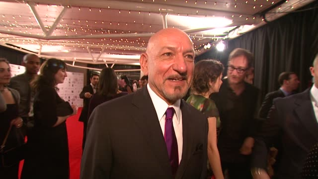 Sir Ben Kingsley on the event and 'Prince of Persia' at the British Independent Film Awards at London