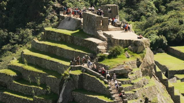 T/L, MS, HA, Intihuatana, Machu Pinch, Urubamba, Peru