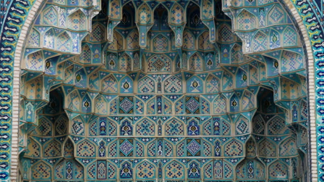 intricate dome archway - intricacy stock videos & royalty-free footage