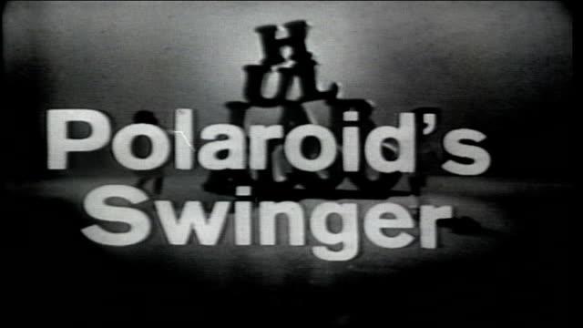 intro of program sponsors. - polaroid stock videos & royalty-free footage