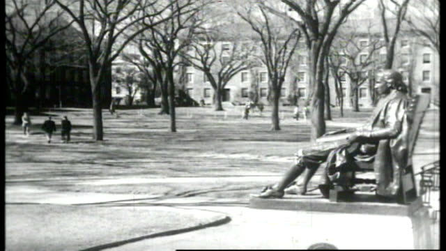 stockvideo's en b-roll-footage met intro to harvard, part 2 of 21 - harvard university