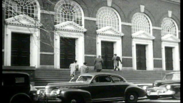 stockvideo's en b-roll-footage met intro to harvard, part 5 of 21 - harvard university