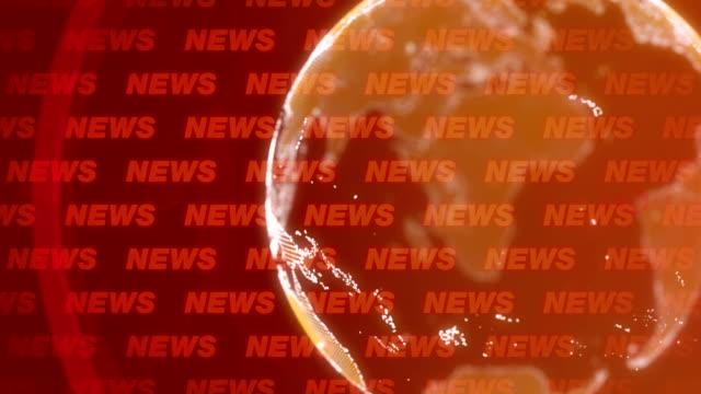 intro ビデオニュース - ボトルオープナー点の映像素材/bロール