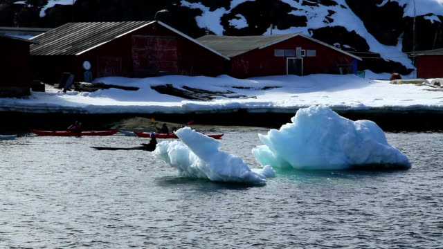 """inuits in kayaks, greenland"" - inuit stock videos & royalty-free footage"