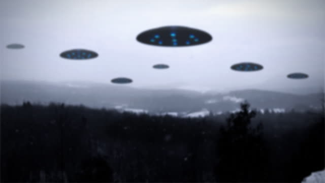 ufo invasion - ufo stock videos & royalty-free footage