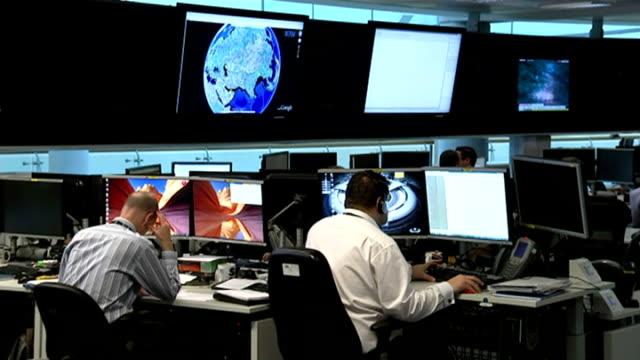 investigatory powers tribunal rules that gchq mass surveillance is unlawful lib gloucestershire cheltenham government communications headquarters int... - cheltenham stock videos & royalty-free footage