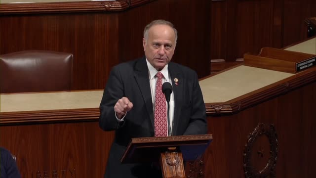 iowa congressman steve king explains remarks accounted for in a new york times article that created unnecessary controversy, his mistake, adding... - out of context stock videos & royalty-free footage