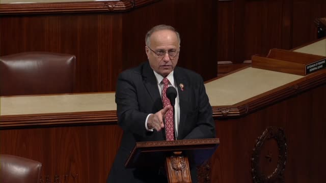 iowa congressman steve king explains remarks accounted for in a new york times article that at one of his most strongly held beliefs is that all are... - the all american rejects stock videos & royalty-free footage