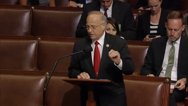 iowa congressman steve king offers an amendment to the fiscal 2017 defense appropriation to prevent funds from being used by the department of... - united states department of defense stock videos & royalty-free footage