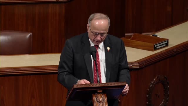 Iowa Congressman Steve King says in debate on a resolution rejecting white supremacy and white nationalism in response to his interview with the New...